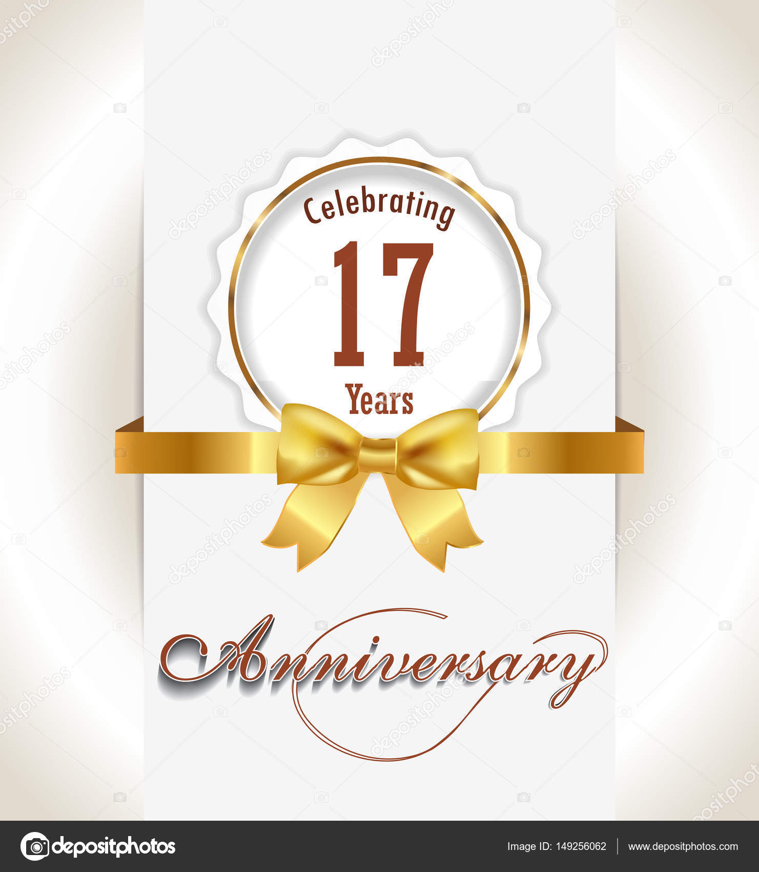 Anniversary background anniversary celebration invitation card anniversary background anniversary celebration invitation card vector eps 10 stock photo stopboris Image collections