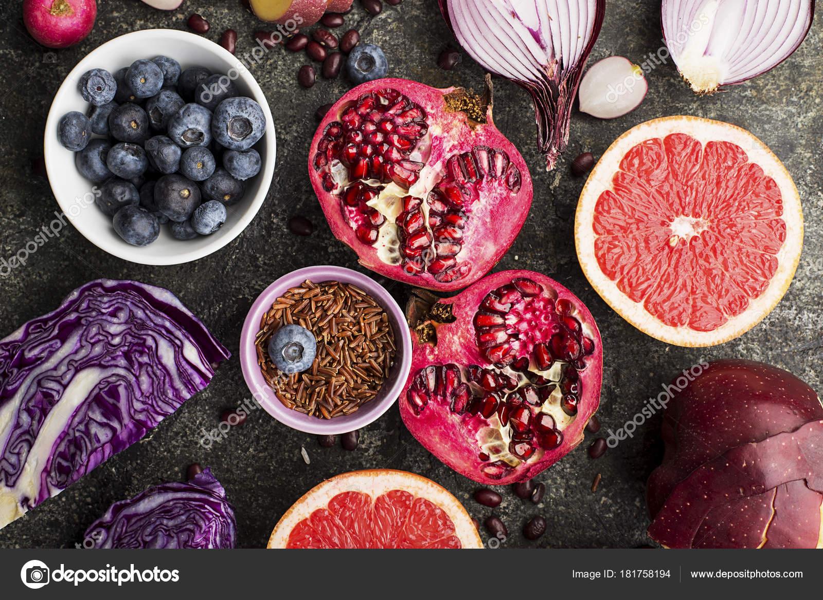 Color saludable de la sangre
