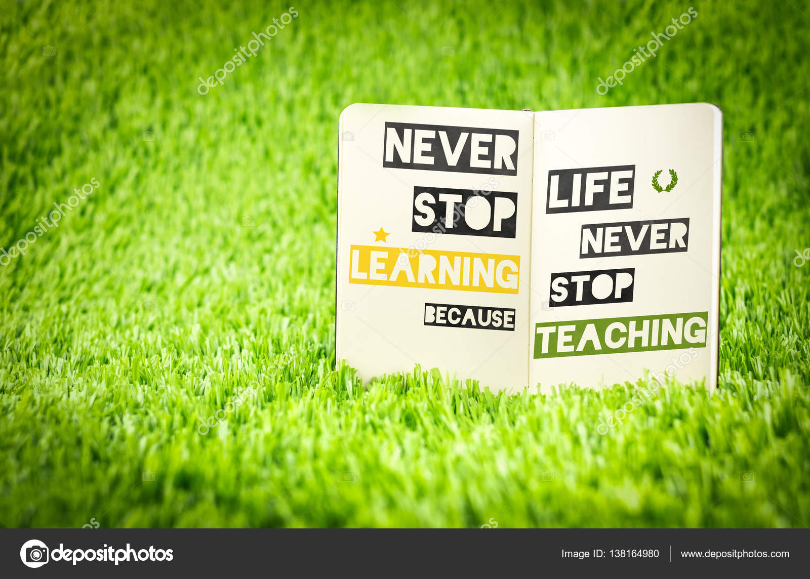 T Stock Quote Inspiration Quote Never Stop Learning Because Life Never Stop T