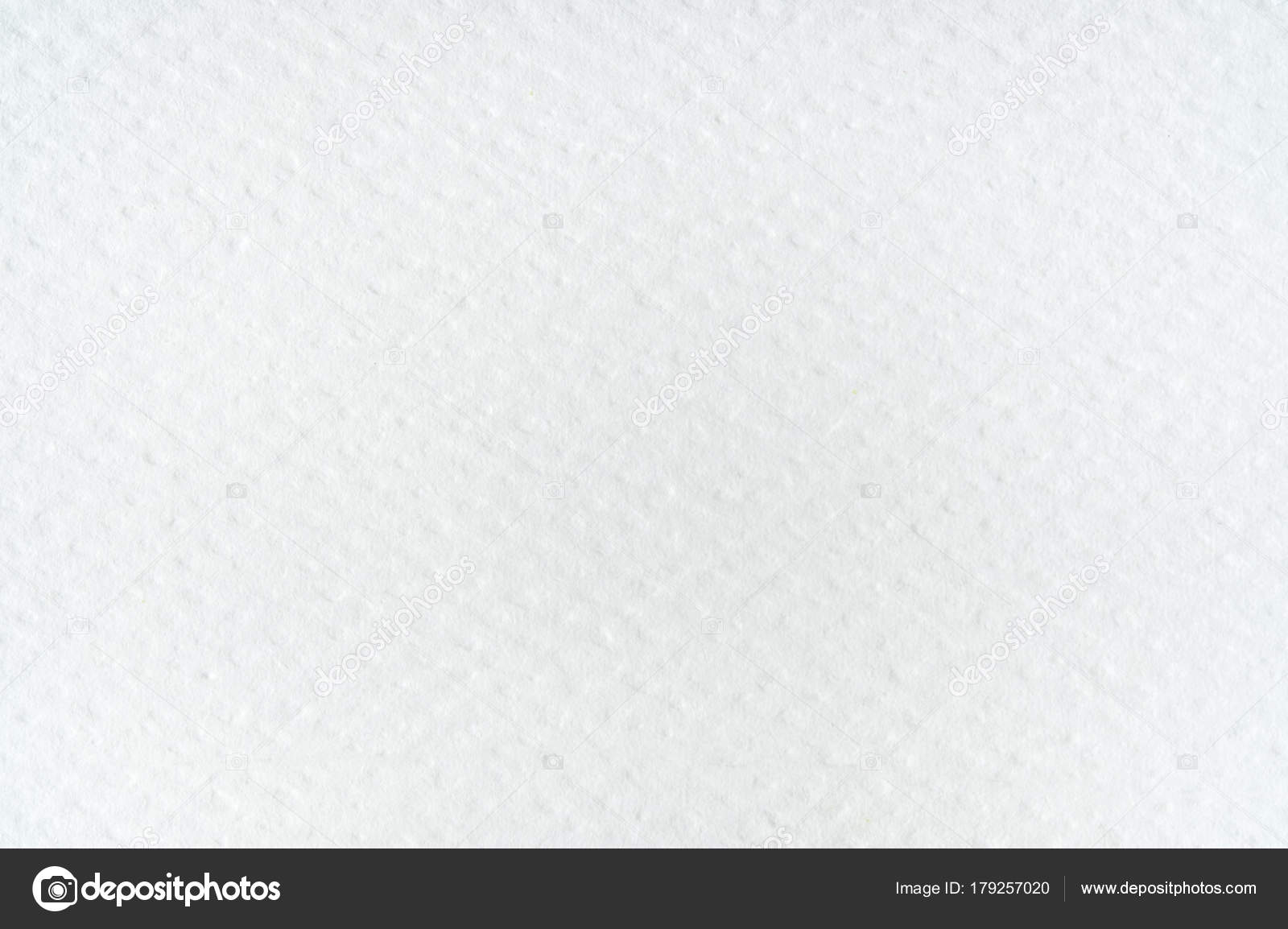 White clean rough watercolor paper texture background