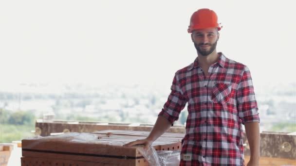 Builder okays building materials