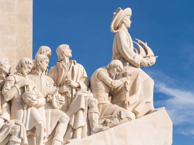Monument to Discoveries of New World