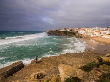 Praia das Macas in Portugal