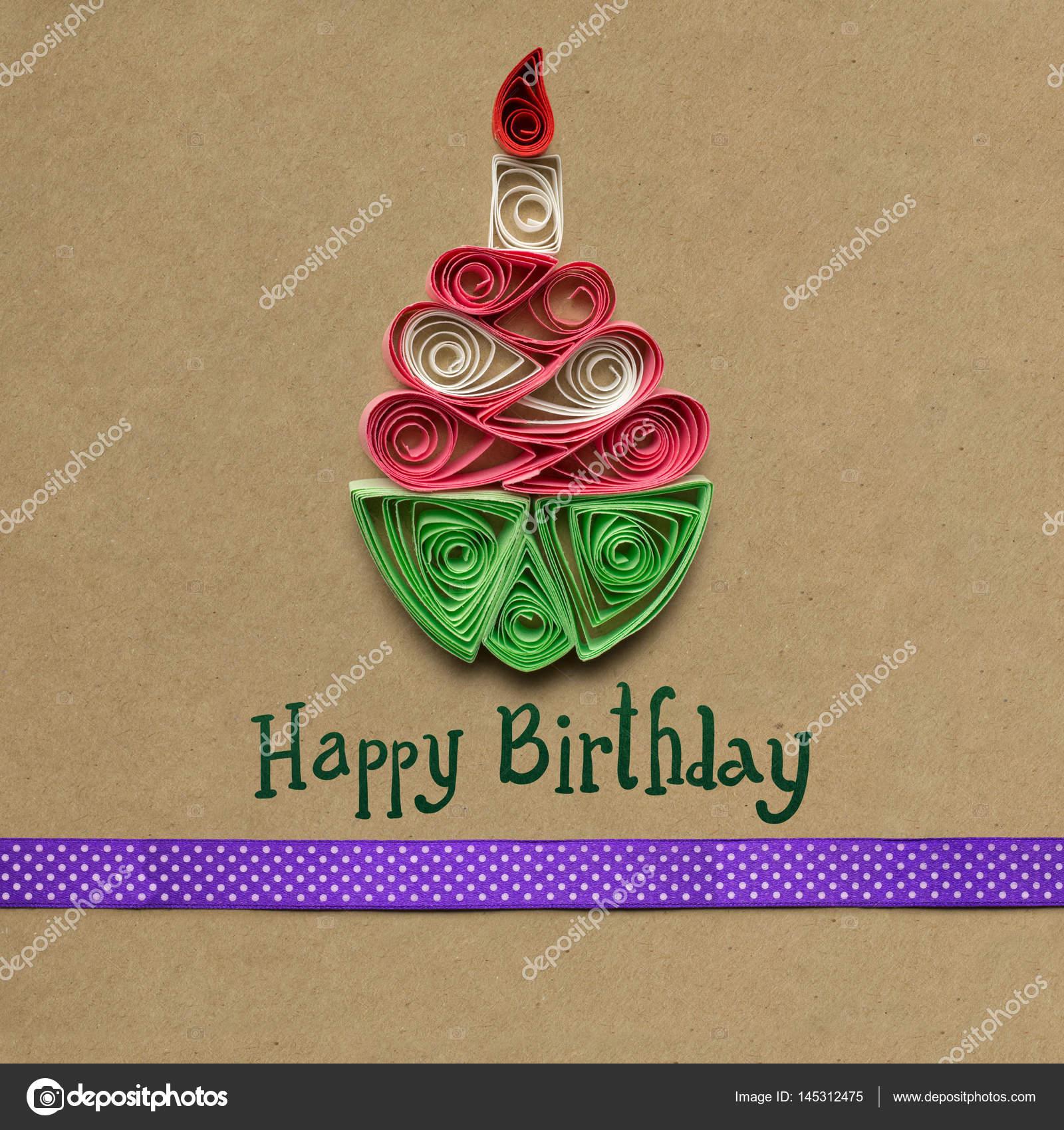 Herzlichen Gluckwunsch Zum Geburtstag Kreativkonzept Foto Von