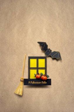 Happy halloween - concept photo.