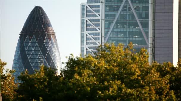 London felhőkarcolók; létrehozó lövés
