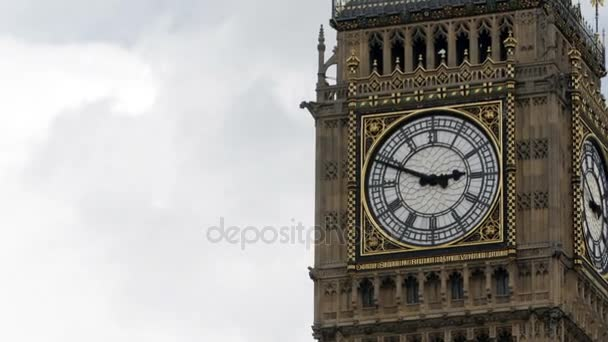 Big Ben, London, Zeitraffer