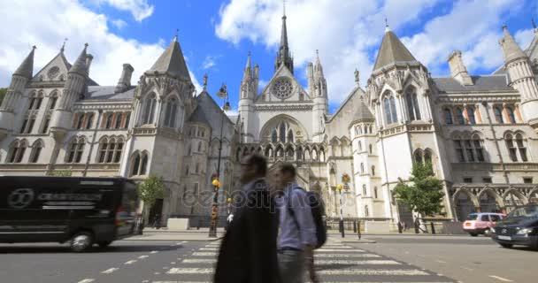 Királyi bíróság igazságügyi (bíróságok), London, Anglia