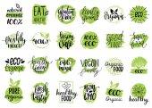 Veganská, zdravé jídlo set