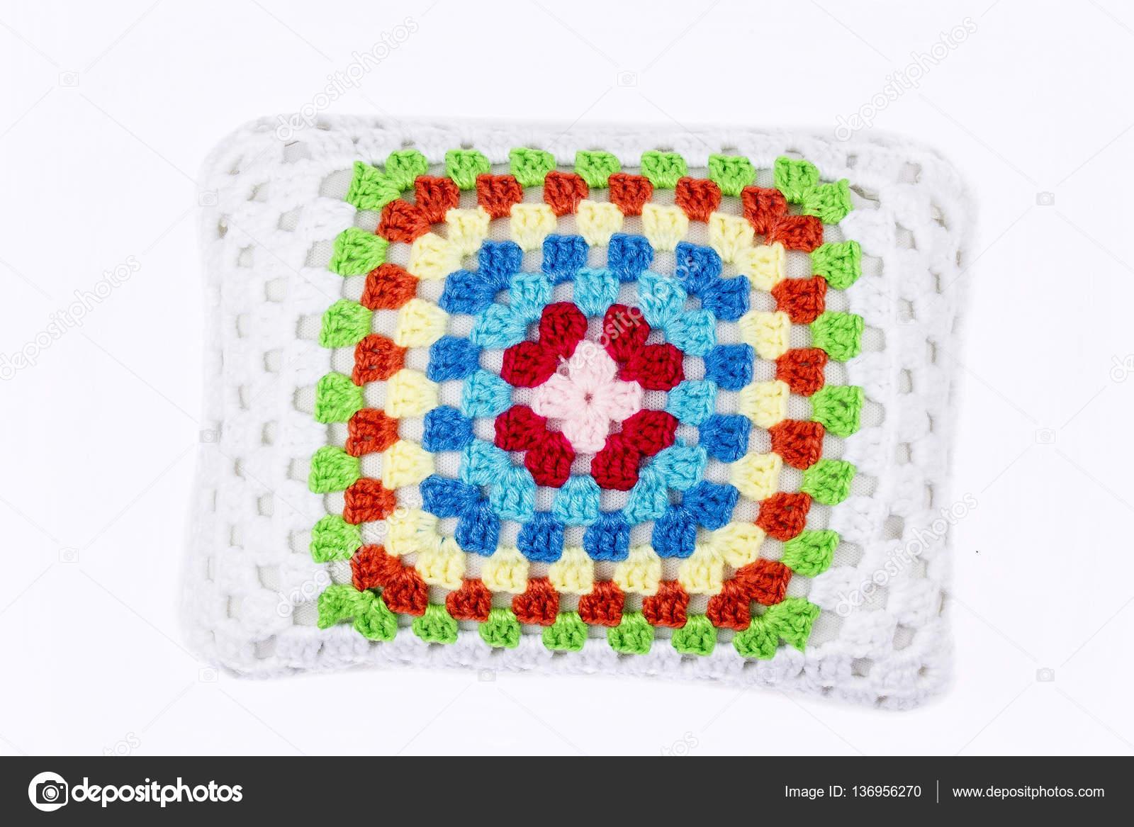 Tkaniny Dekoracyjne Poduszki Zdjęcie Stockowe
