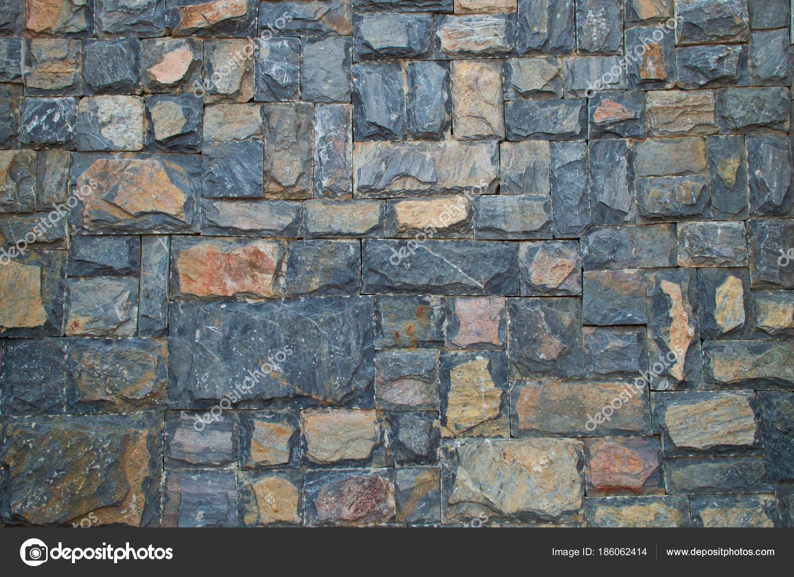 Soyut Taş Duvar Doku Arka Plan Ev Dış Stok Foto Naruden 186062414