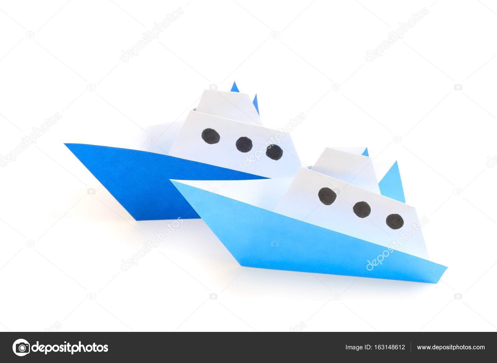 Easy & Simple Origami] _084_origami SHIP - YouTube | 1167x1600