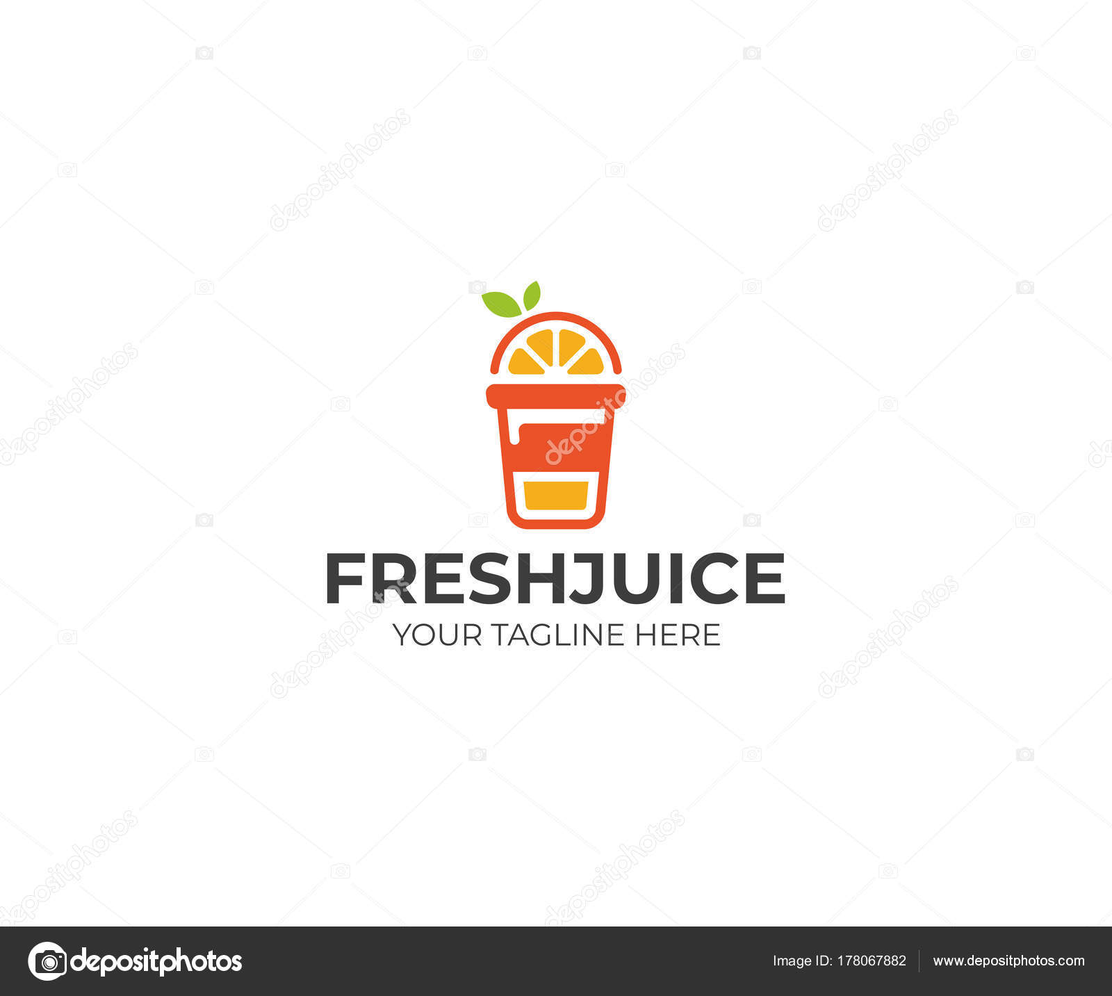 orange juice logo design juice drink vector design fruit illustration stock vector c artsterdam 178067882 https depositphotos com 178067882 stock illustration orange juice logo design juice html