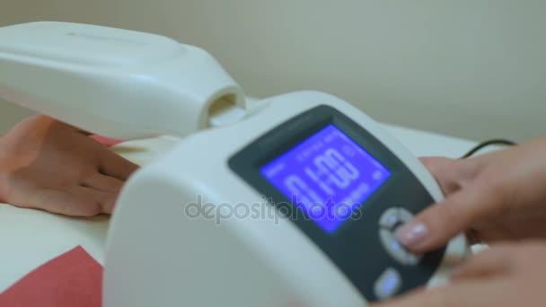 Fototerapie - léčba lehký