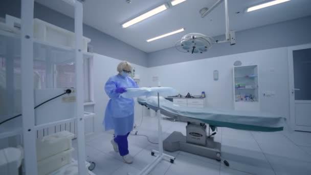 operační sál v chirurgii