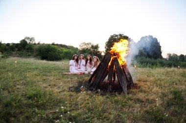 Ivan Kupala gündüz yaz ortası pagan Slav tatil kutlamaları.