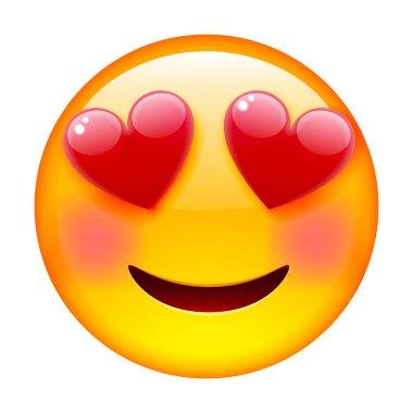 smile Love Emoticon