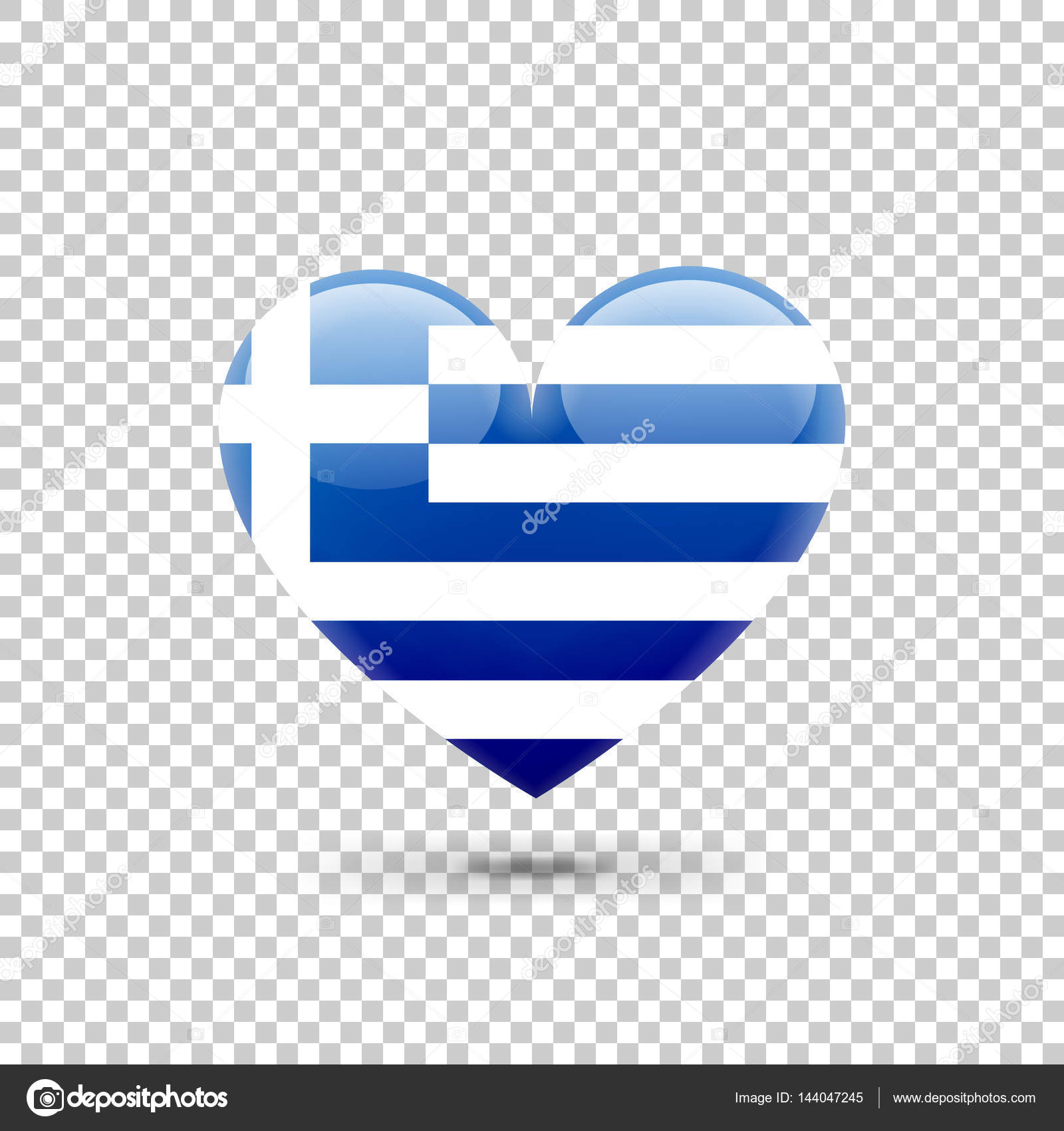Greek flag heart icon stock vector ober art 144047245 greek flag heart icon stock vector biocorpaavc Image collections