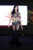 Bangkok, Thaiföld - Január 26, 2018; Fashion Show Thaiföld Lgbt Fashion Showcase 2018, amely jelen egyenlő jogot Alternatív Szex, Leszbikus, Meleg, Biszexuális, Transzszexuális, Transznemű az Impact Hall
