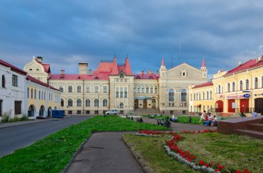 Rybinsk State Historical-Architectural and Art Museum-Reserve, Russia
