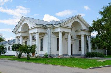 Pavilion (part of complex Horse breeding) at Exhibition of Economic Achievements, Moscow