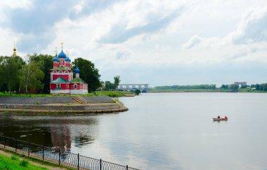 Church of Tsarevich Dmitry on Blood, Uglich, Russia
