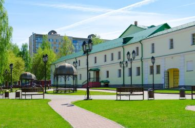 Complex of buildings of former Jesuit collegium, Polotsk, Belarus