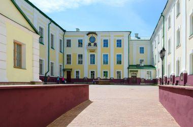 Polotsk State University (complex of buildings of former Jesuit collegium), Belarus