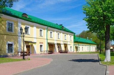Gym of Polotsk State University (complex of buildings of former Jesuit collegium), Polotsk, Belarus