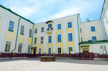 Complex of buildings of former Jesuit collegium (now - Polotsk State University), Belarus