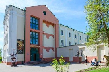 Building of the Art Gallery, Polotsk, Belarus