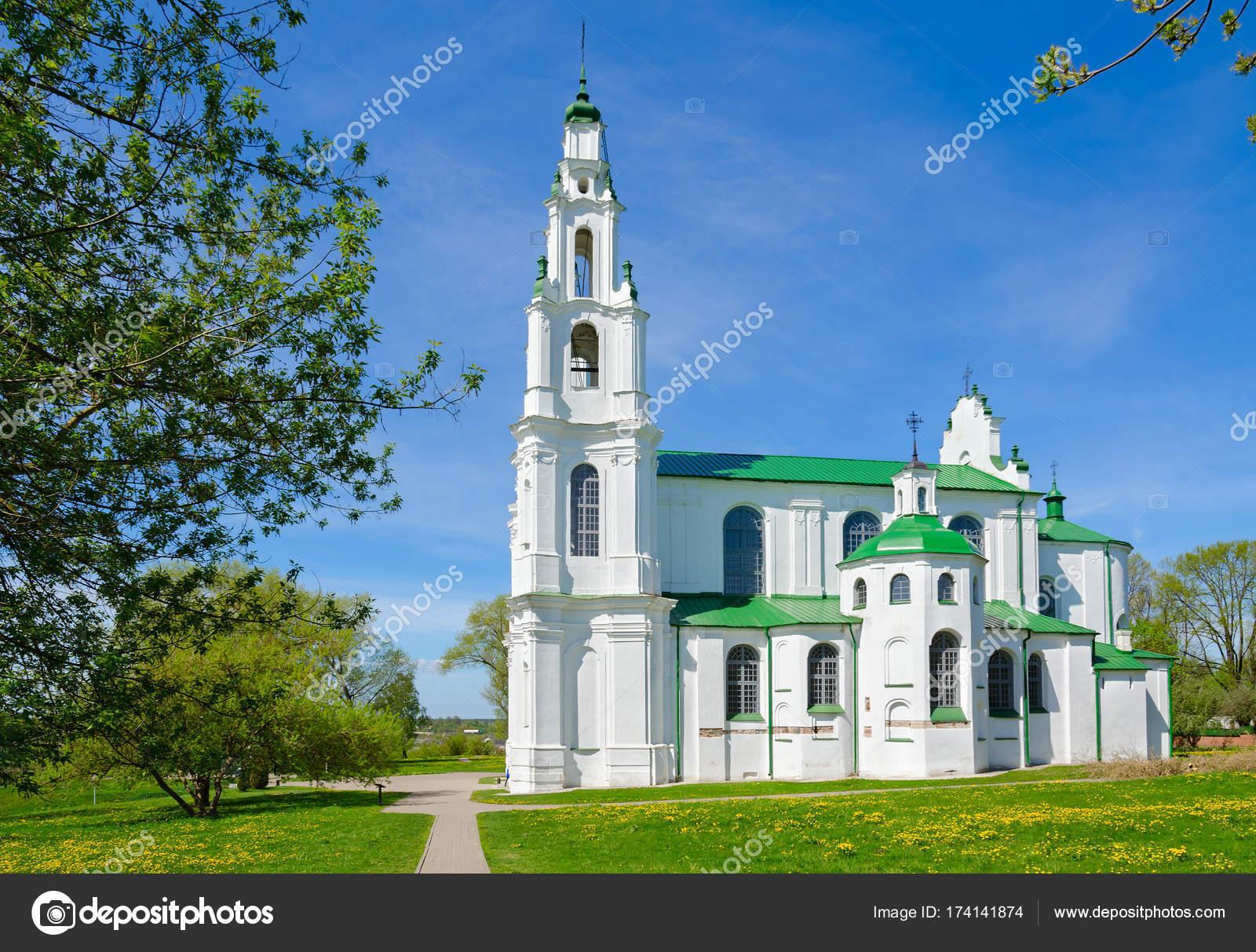 聖ソフィア大聖堂、ポラツク、ベ...