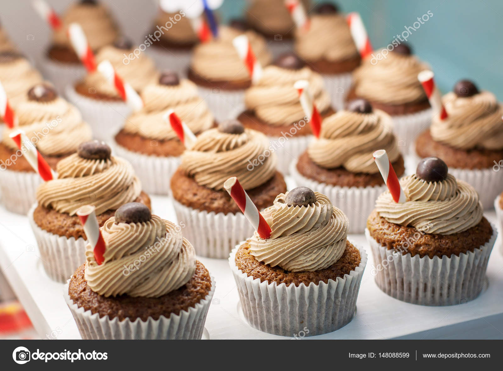 Imágenes Cupcakes Decorados Con Chocolate Chocolate