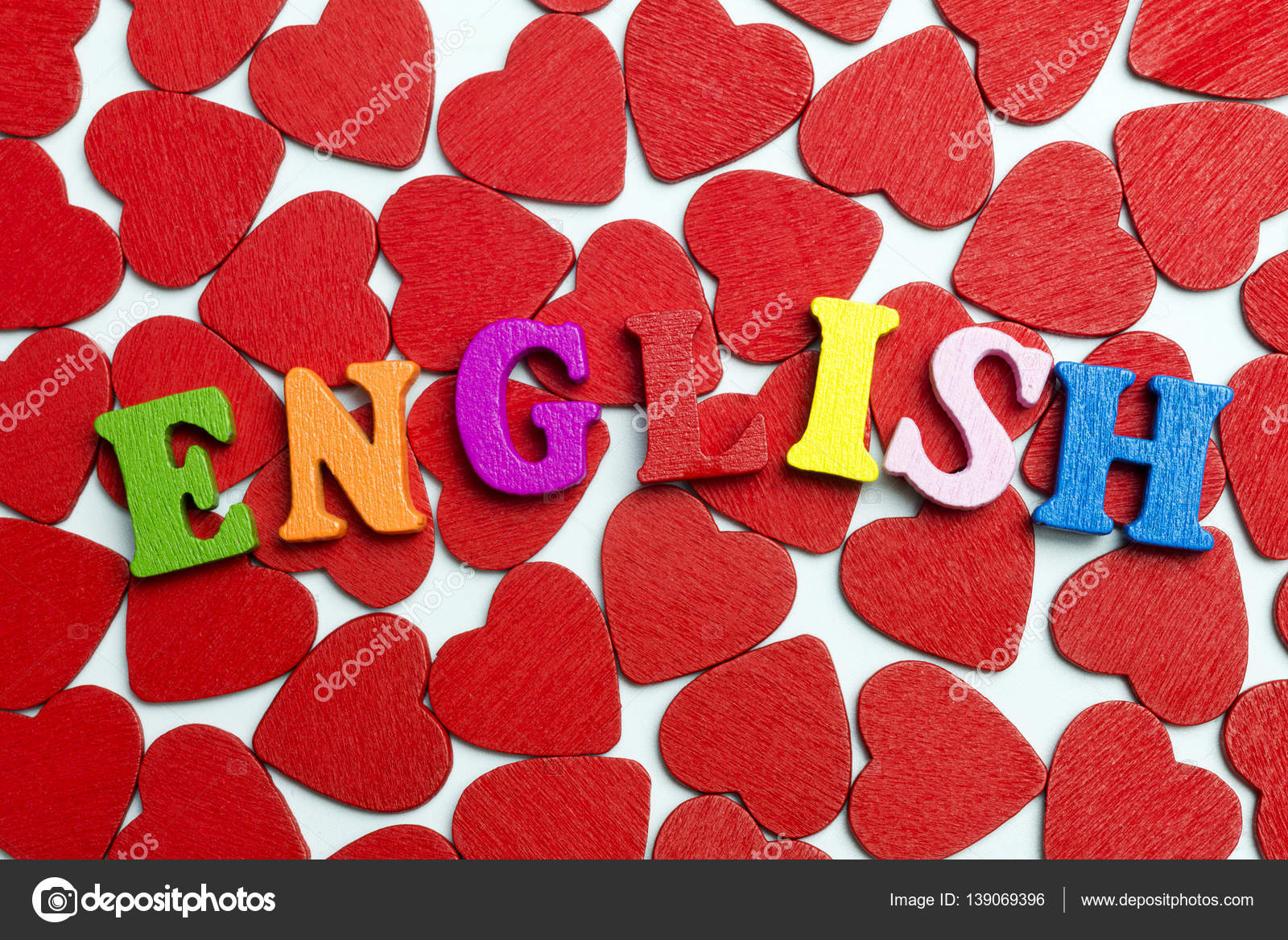 Фото на тему я люблю английский