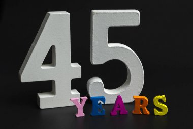 Forty-five years.