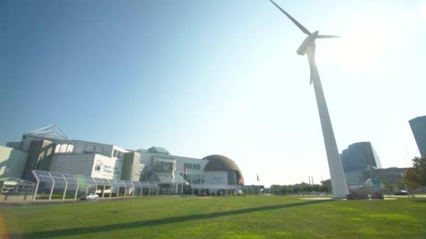 nasa muzeum Cleveland velká jezera vědecké centrum