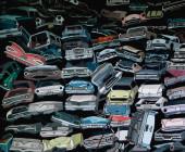 sok retro autó a festés