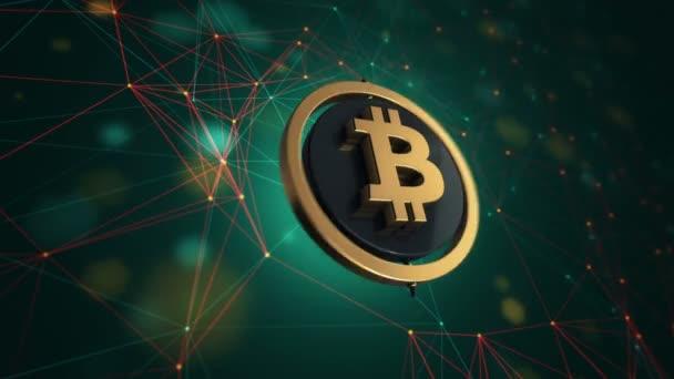 bitcoin animation