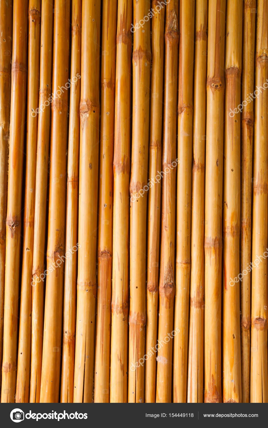 Bambus Zaun Oder Eine Wand Textur Hintergrund Fur Innen Oder Aussen