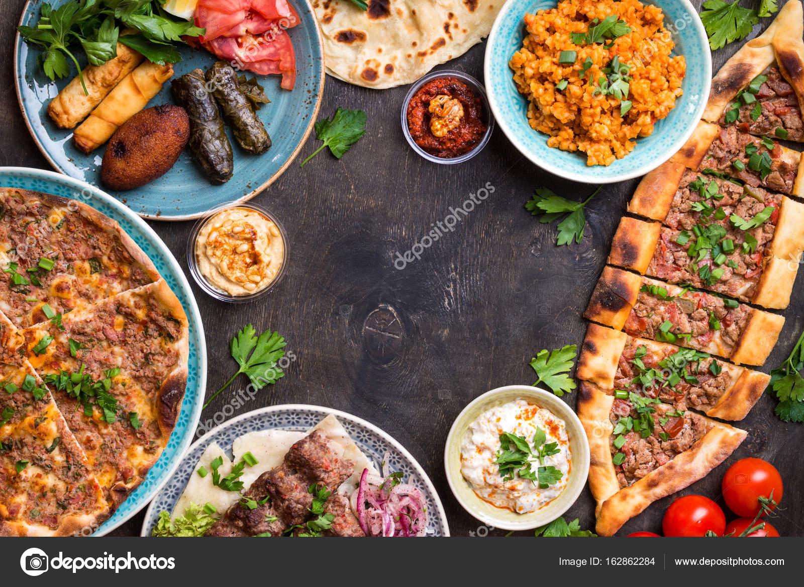 Traditional turkish dishes stock photo somegirl 162862284 traditional turkish dishes stock photo forumfinder Choice Image