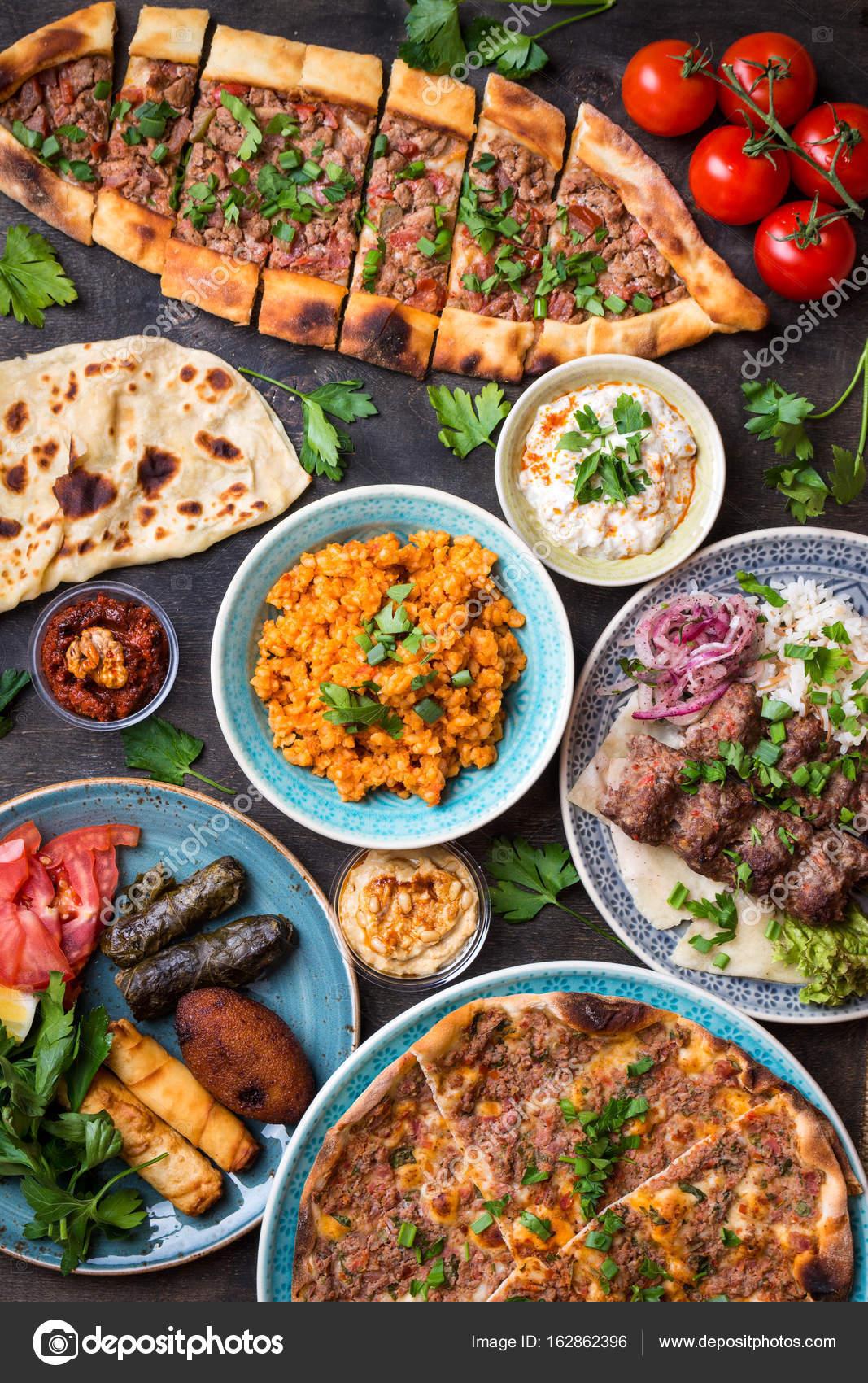 Traditional turkish dishes stock photo somegirl 162862396 traditional turkish dishes stock photo forumfinder Choice Image