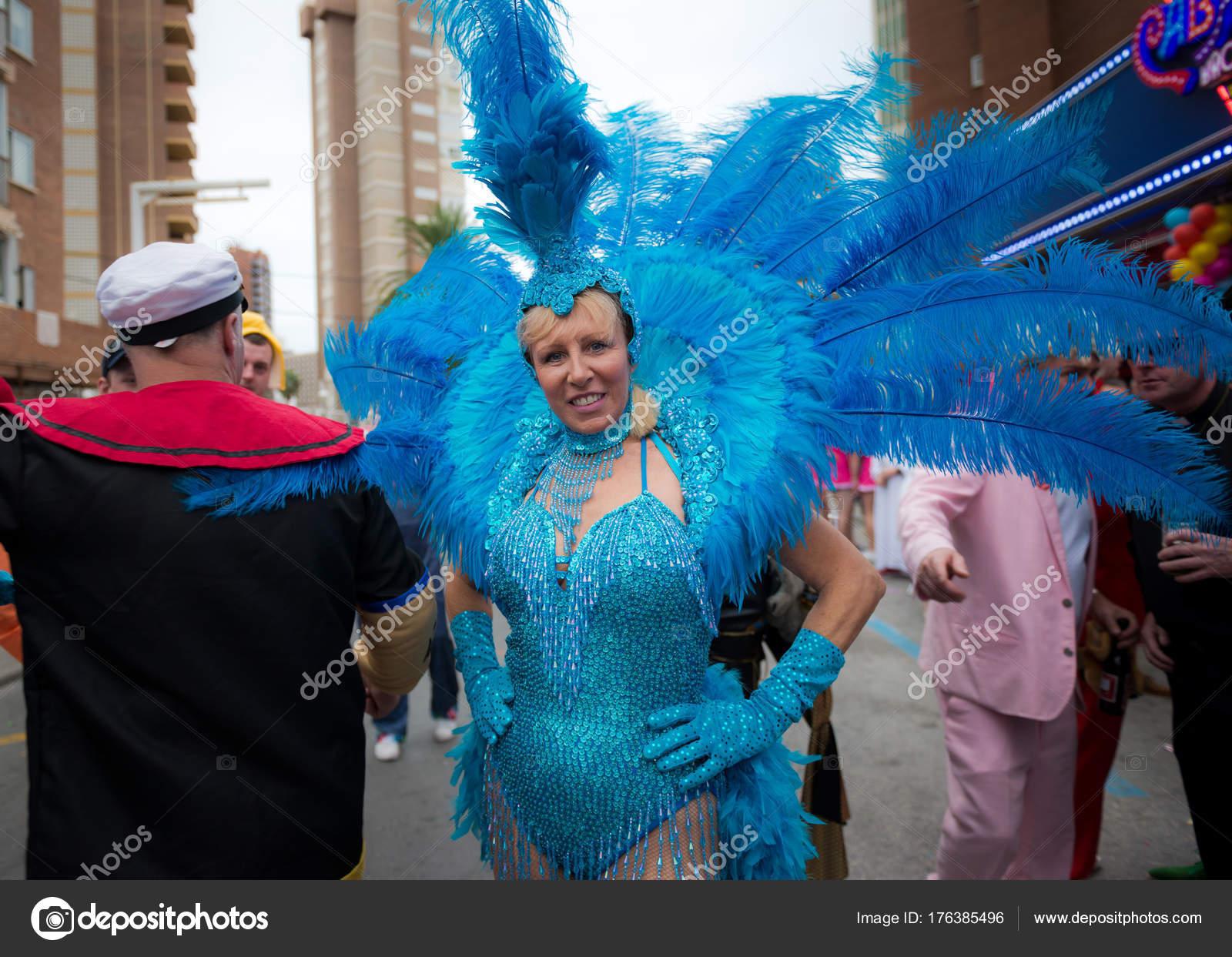Benidorm English Fancy Dress Party November 2015 Benidorm Region ...