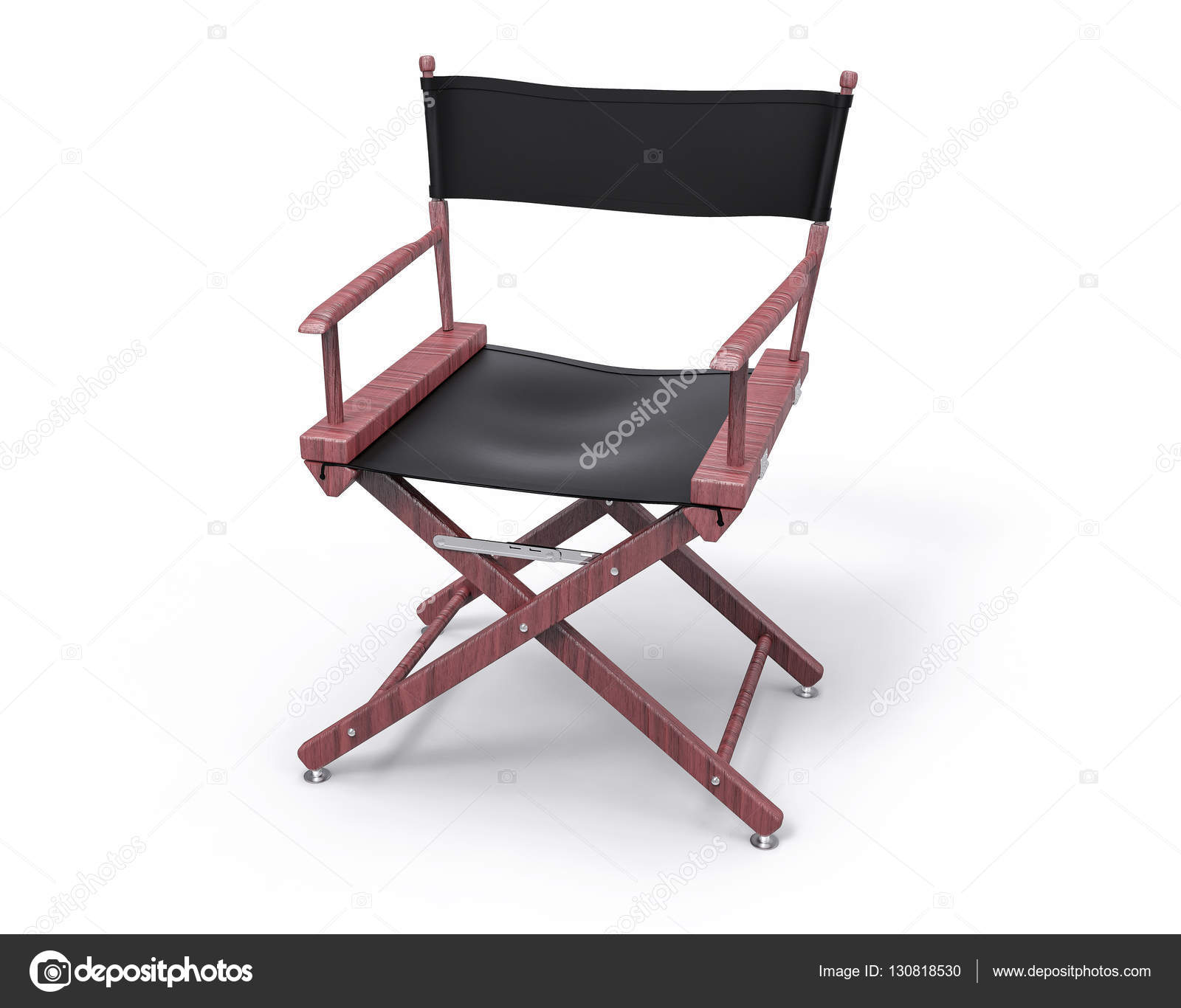 3D Isolated Film Director Chair. Hollywood Studio Movie Set. u2014 Photo by Ivanc7  sc 1 st  Depositphotos & 3D Isolated Film Director Chair. Hollywood Studio Movie Set. u2014 Stock ...