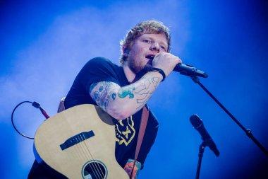 Ed Sheeran at Ziggo Dome, 2017, 3FM
