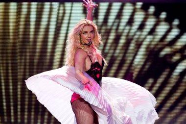 Britney Spears at Ziggo Dome, Ahoy, 2011