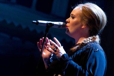 Adele performance  on Paradiso festival 2011