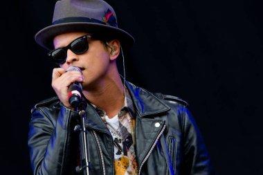 Bruno Mars at Rock Werchter Festival, 2011, Belgium