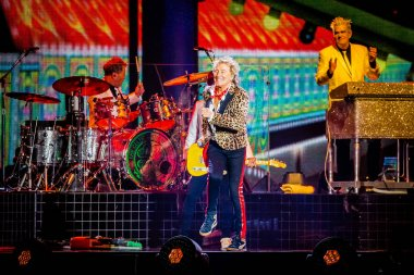 Rod Stewart at Ziggo Dome on January 14 2019, Amsterdam