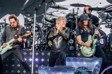 Bon Jovi performance on Goffertpark 2019