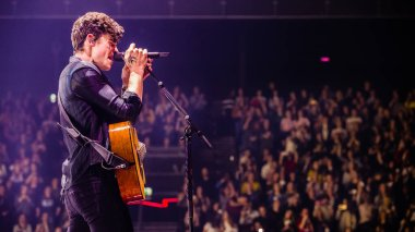 Shawn Mendes at Ziggo Dome on January 14 2019, Amsterdam